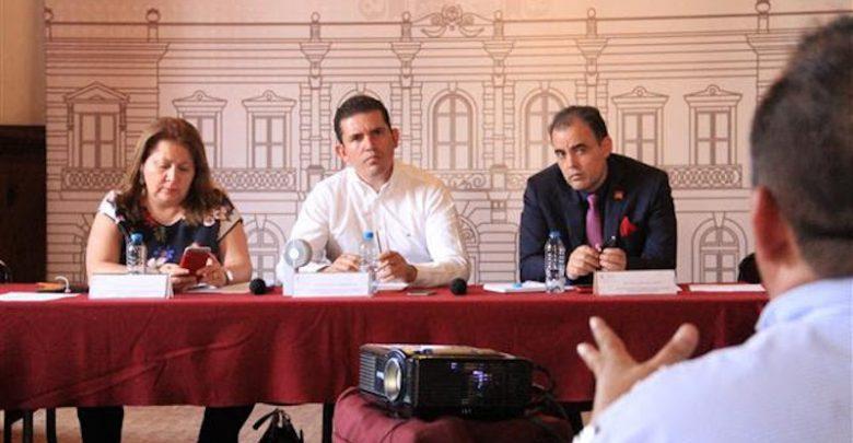 La Comisión Inspectora de la ASM escucharon a los tres candidatos a ocupar el cargo