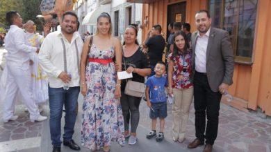 Se rifaron entre las mamás electrodomésticos, y demás artículos que permitan mejorar la calidad de vida de los habitantes de Huandacareo