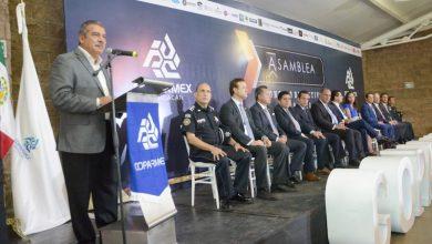 El alcalde hizo hincapié en el papel trascendental que ha tenido la COPARMEX en Morelia, el estado y el país