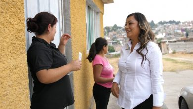 Transportistas, colonos, mujeres hombres y jóvenes respaldan a Yesenia Granados
