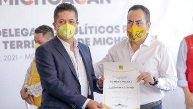 Antonio García Conejo, Carlos Herrera Tello, Equipo por Michoacán