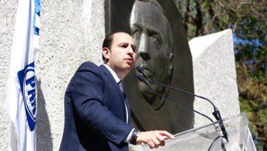 Marko Cortés, PAN