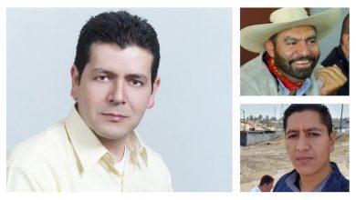 Leonel Santoyo Rodríguez, José Manuel Hernández Elguero, Rubén Arróniz Vázquez