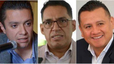 Luis Navarro García, Osvaldo Ruiz Ramírez, Carlos Torres Piña