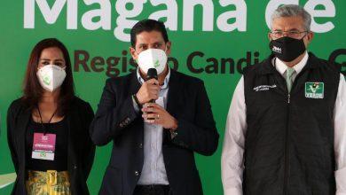 Marx Aguirre, Ernesto Núñez, Juan Antonio Magaña