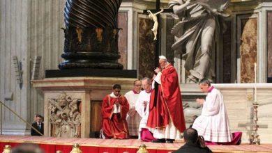 Papa Francisco, Viernes Santo
