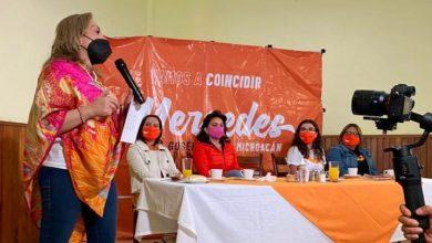 Mercedes Calderón, Movimiento Ciudadano