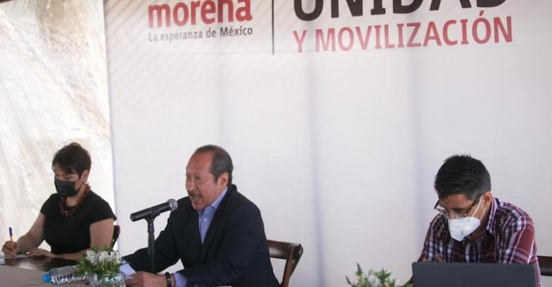 Julisa Suárez, Leonel Godoy, Morena