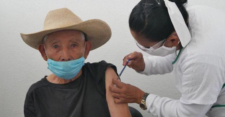 vacunación, adultos mayores