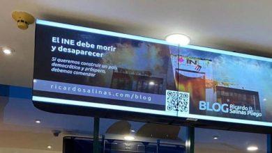 Banco Azteca, spot contra el INE