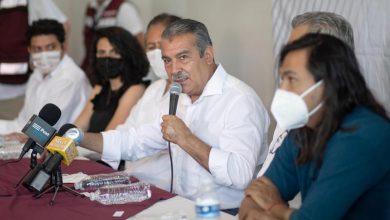Raúl Morón, rueda de prensa